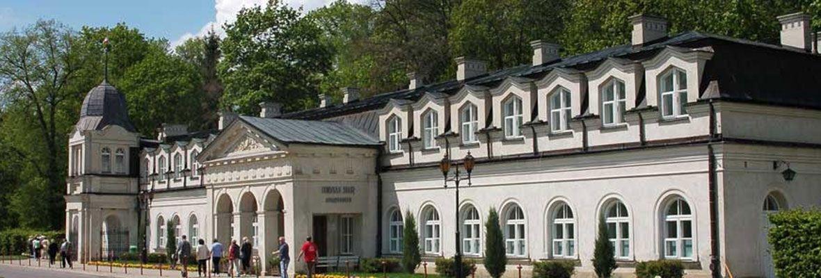 Kazimierz - Nałęczów - Puławy